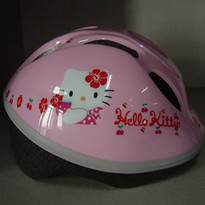 Ironway Casca Helmet Hello Kitty