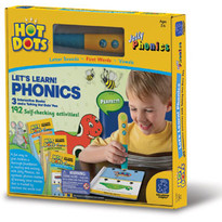 Educational Insights Carduri Hot Dots Fonetica