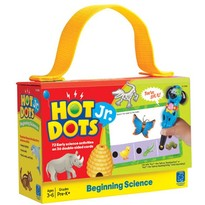 Educational Insights Carduri Junior Hot Dots Stiinta