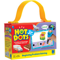 Educational Insights Carduri inteligente Junior Hot Dots Asocieri logice
