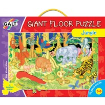 GALT Puzzle de podea Animale din jungla