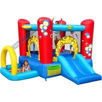 Saltea gonflabila Buble Play center 4 in 1