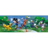 Puzzle - Clubul lui Mickey Mouse In parc (150 piese)