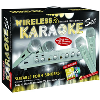 DP Specials Karaoke Wireless