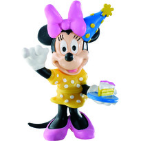 Bullyland Minnie Mouse aniversare