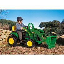 Peg Perego Tractor - JD Ground Loader