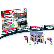 Set Trenulet electric calatori Cercanias RENFE