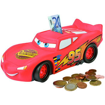 Bullyland Pusculita Lightning Mc Queen din Cars 2