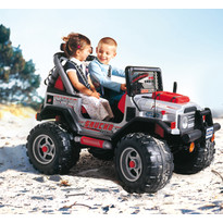 Peg Perego Jeep electric Gaucho Rock'in