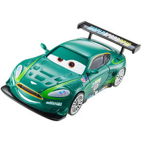 Mattel Masinuta Cars 2 - Nigel Gearsley