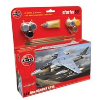 Airfix Kit constructie avion Harrier GR9