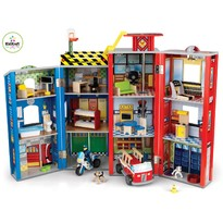 KidKraft Everyday Heroes  - Set pompieri