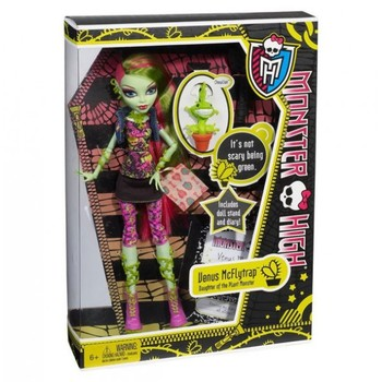 Mattel Papusa Monster High - Venus McFlytrap