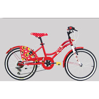Bicicleta copii Minnie Mouse 20 inch