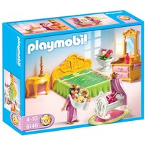Playmobil Set figurine Camera regala cu leagan