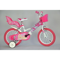 Dino Bikes Bicicleta copii Barbie 16
