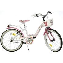 Dino Bikes Bicicleta copii Hello Kitty 20