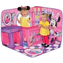 Cort copii 3d Minnie Bow Tique Playscape