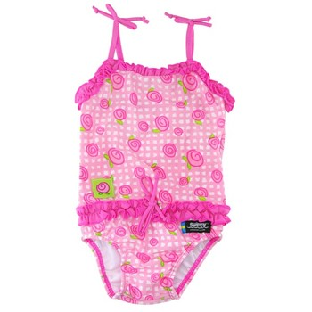 Swimpy Costum de baie Baby Rose marime xl