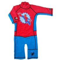Swimpy Costum de baie Spiderman - marime 98 - 104