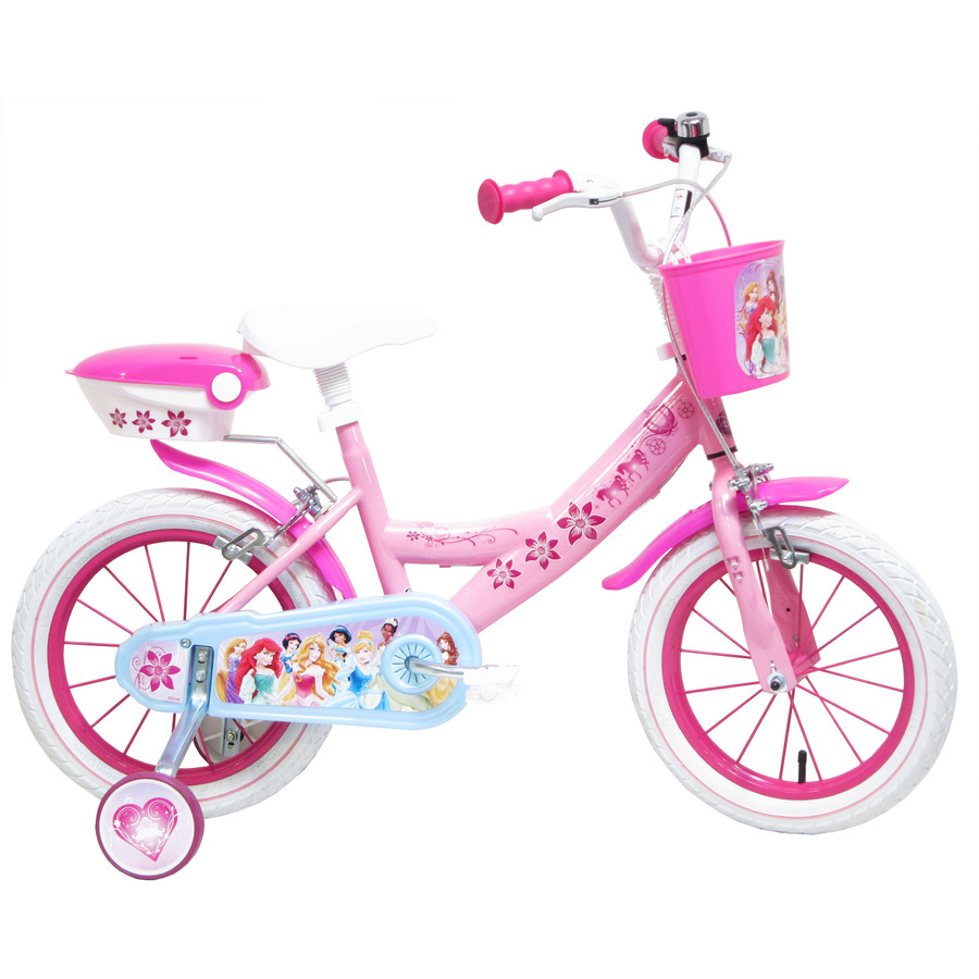 Bicicleta copii Disney Pincess 14