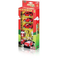 Bburago Ferrari kids - Triple pack play