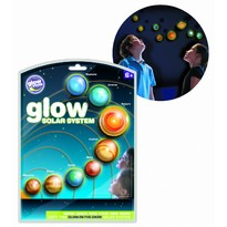 The Original Glowstars Co Sistem solar fosforescent