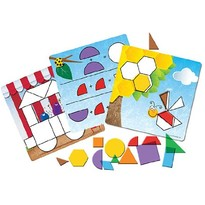 Learning Resources Jocul formelor geometrice