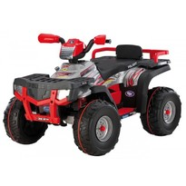 Peg Perego ATV Polaris Sportsman 850 Silver