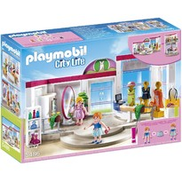 Playmobil Set figurine - Butic cu haine