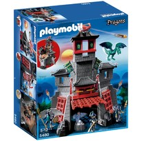 Playmobil Set figurine - Fortul secret al dragonilor
