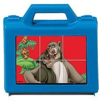 Puzzle Animale - 6 Piese