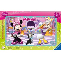 Puzzle Minnie Mouse - 15 Piese