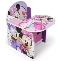 Delta Children Scaun multifunctional din lemn Disney Minnie Mouse
