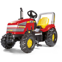 Rolly Toys Tractor copii rosu cu pedale