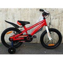 Bicicleta copii Kawasaki Krunch red 16