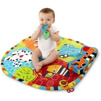 Bright Starts Start Your Senses™ Salteluta interactiva Spots & Stripes