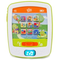 Bright Starts Mini-tableta cu sunete si lumini Fun Pad