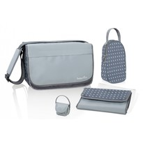 babymoov Geanta multifunctionala Messenger Bag Zinc