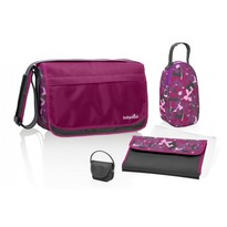 babymoov Geanta multifunctionala Messenger Bag Hibiscus