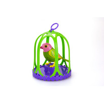 Silverlit Set colivie si pasare interactiva DigiBirds Daisy