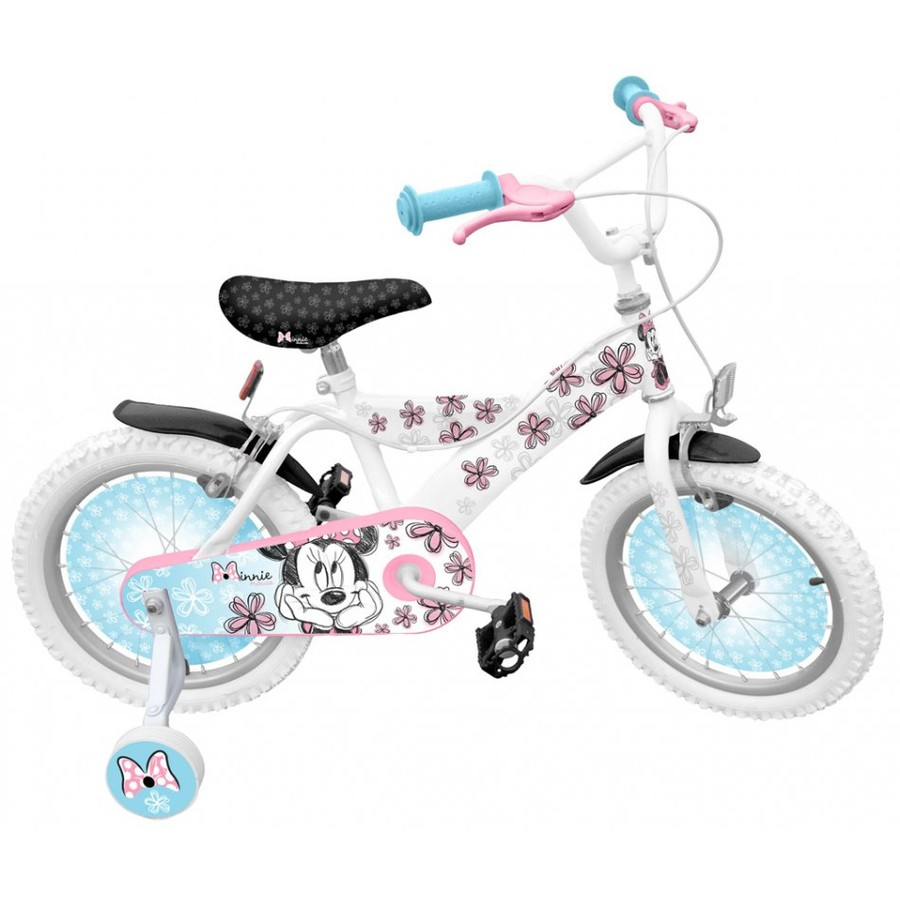 Bicicleta copii Mash up Minnie 16