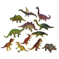 Set 12 figurine dinozauri