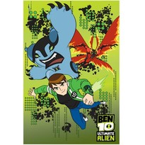 Disney Covor copii Ben10 model 72 140 x 200 cm