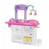 Step2 Mini cresa pentru copii - Love & Care Deluxe Nursery
