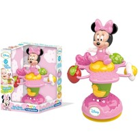 Clementoni Jucarie floare rotativa Minnie Mouse