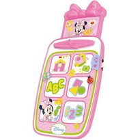 Clementoni Smartphone Minnie Mouse