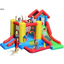 Happy Hop Saltea  gonflabila Play Center  7 in 1