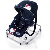 Brevi Balansoar copii cu parasolar Baby Rocker - Hello Kitty