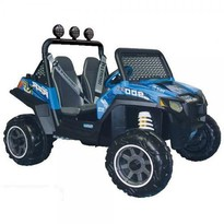 Peg Perego ATV copii Polaris Ranger RZR 900 Blue